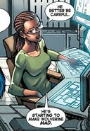 Cecilia Reyes (Earth-616) from Nightcrawler Vol 4 1