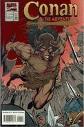 Conan the Adventurer Vol 1 1