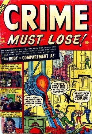 Crime Must Lose Vol 1 6