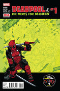 Deadpool & the Mercs for Money Vol 1 1