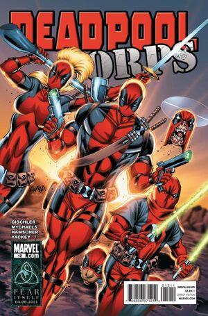 Deadpool Corps Vol 1 12