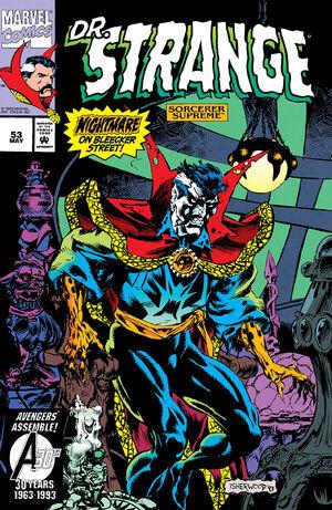 Doctor Strange, Sorcerer Supreme Vol 1 53