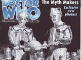 Doctor Who Magazine Vol 1 284