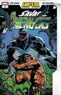 Empyre Savage Avengers Vol 1 1