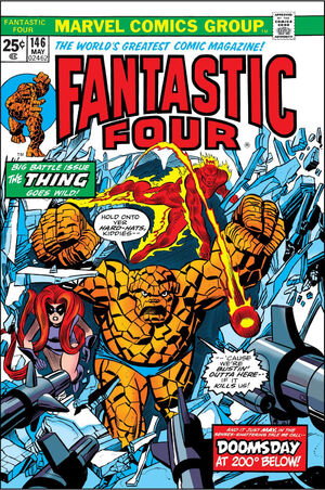 Fantastic Four Vol 1 146