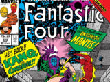 Fantastic Four Vol 1 323