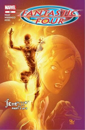 Fantastic Four Vol 3 64