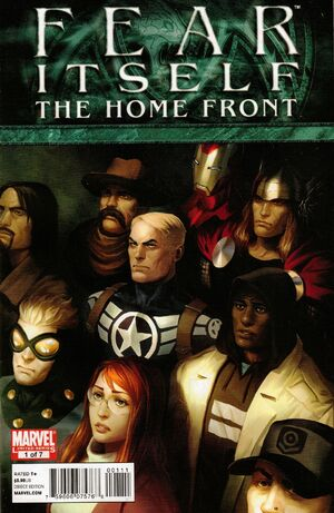 Fear Itself The Home Front Vol 1 1