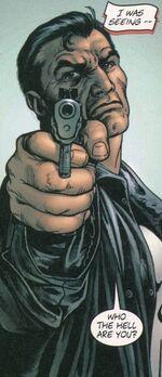 Frank Castle (Earth-7642) from Punisher Painkiller Jane Vol 1 1 001