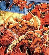 Goblins (Limbo) from All-New X-Men Vol 2 12