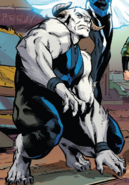 Henry McCoy (Time-Displaced) (Earth-TRN727) from X-Men Blue Vol 1 34 001