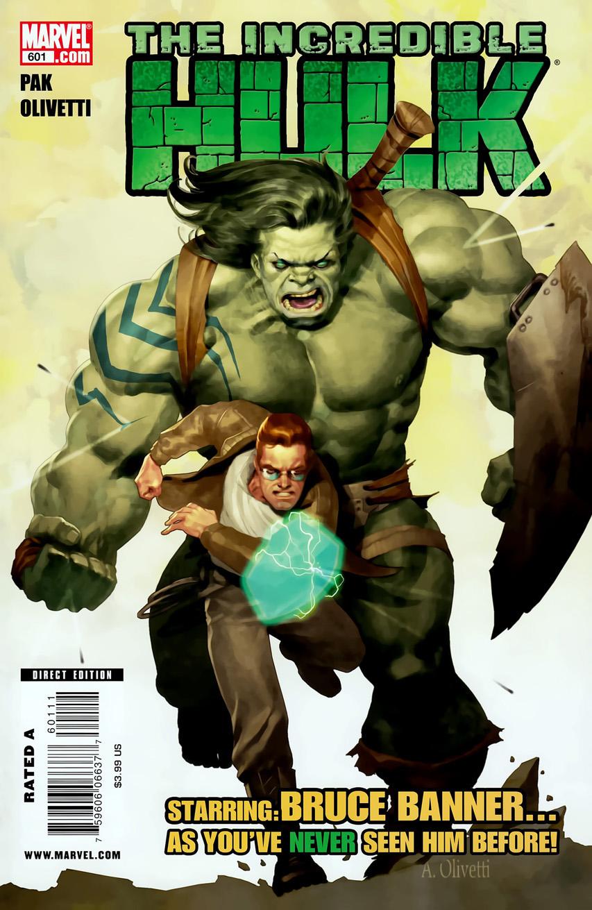 Incredible Hulk Vol 1 601