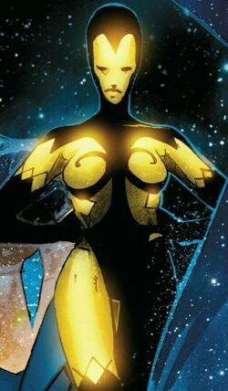 Infinity (Multiverse) from Ultimates 2 Vol 1 100 001
