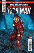 Invincible Iron Man Vol 1 593
