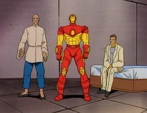 Iron Man Origin Part 2