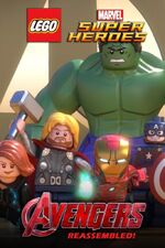 LEGO Marvel Super Heroes Avengers Reassembled poster 001