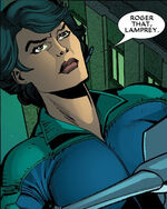 Linda Lewis (Earth-23373) from Supreme Power Hyperion Vol 1 5 0001