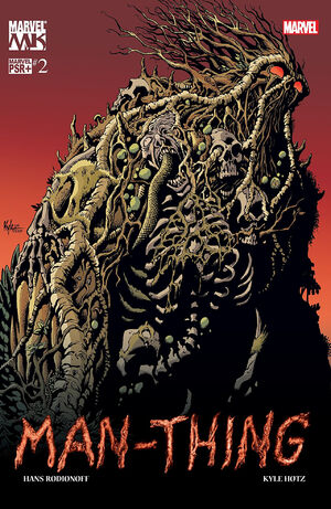Man-Thing Vol 4 2