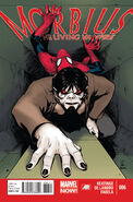Morbius The Living Vampire Vol 2 6