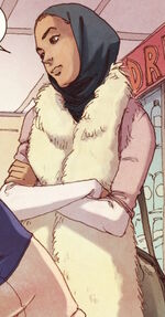 Nakia Bahadir (Earth-616) from Ms. Marvel Vol 3 1