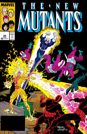 New Mutants Vol 1 54