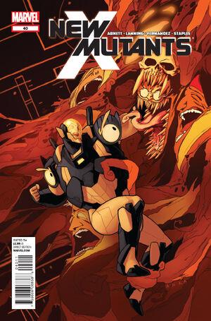 New Mutants Vol 3 40