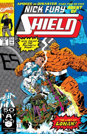 Nick Fury, Agent of S.H.I.E.L.D. Vol 3 19