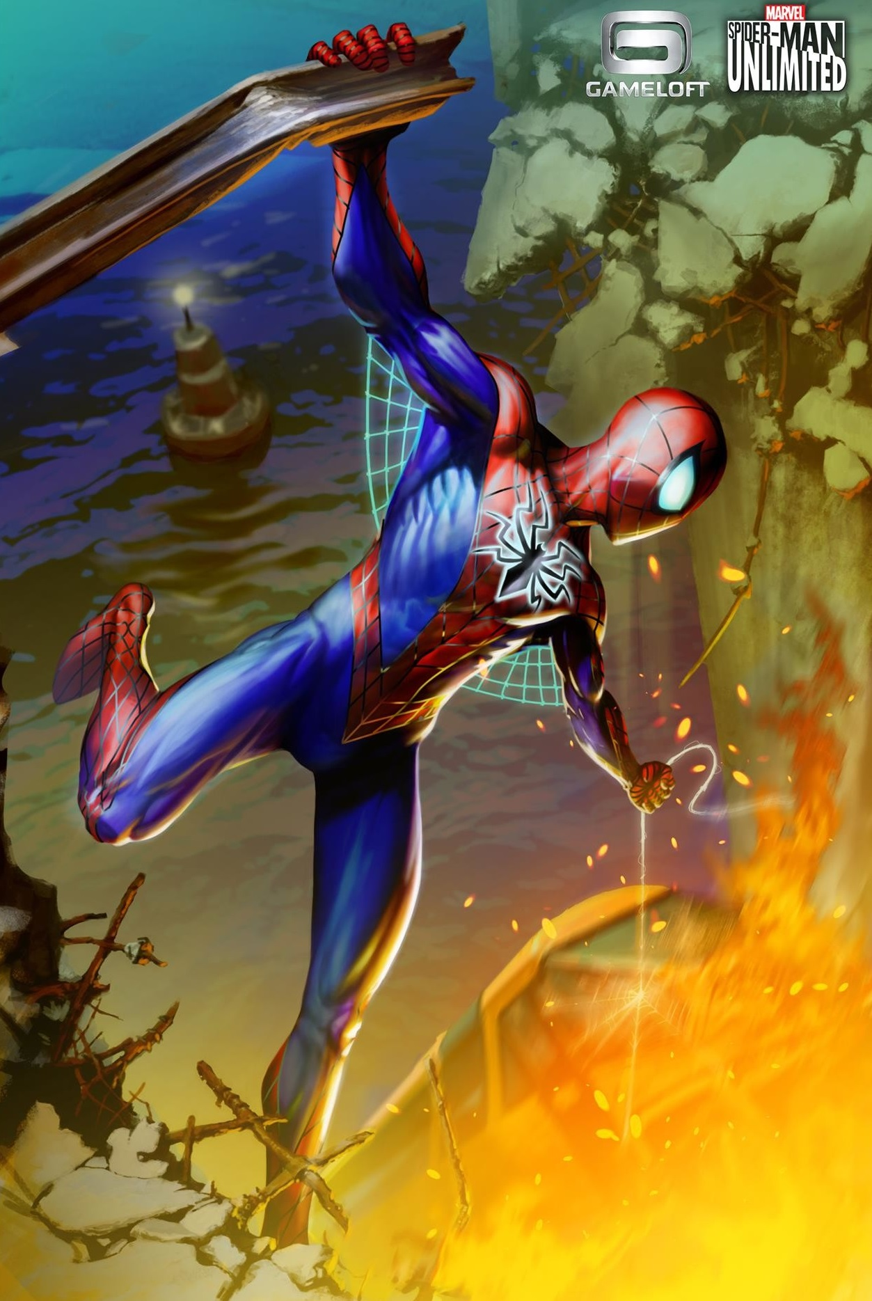 File:Peter Parker (Earth-TRN461) from Spider-Man Unlimited (video game) 093.jpg