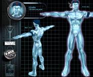 Robert Drake (Earth-7964) from X-Men Legends 003