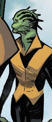 Robert Wynn (Earth-616) from House of X Vol 1 1 001