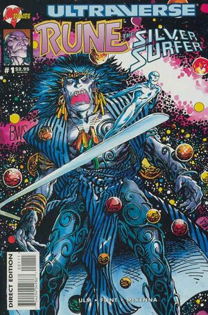 Rune-Silver Surfer Vol 1 1