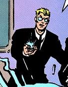 Sal (Earth-928) X-Men 2099 Vol 1 1