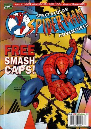 Spectacular Spider-Man (UK) Vol 1 026