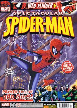 Spectacular Spider-Man (UK) Vol 1 199