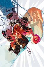 Spider-Women Alpha Vol 1 1 Textless