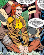 Theresa Rourke (Earth-295) from X-Man Vol 1 2 0001