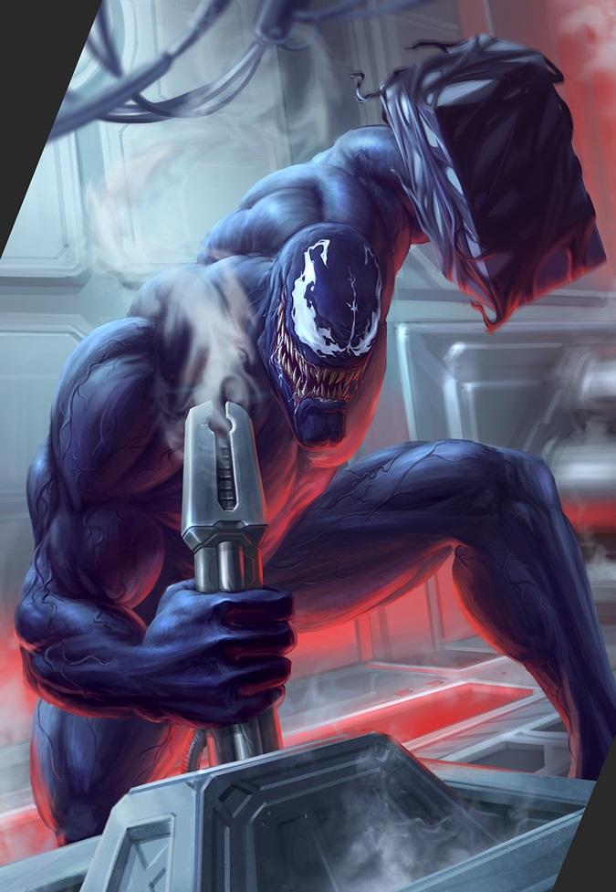 Riot (Symbiote) | Marvel Database | FANDOM powered by Wikia