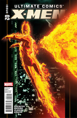 Ultimate Comics X-Men Vol 1 2