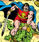 Vidar Odinson (Pre-Ragnarok) (Earth-616) from Thor Vol 1 293 0001