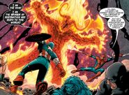 Void (Dark Sentry) (Earth-616) vs. House of Agon (Earth-616), New Avengers (Earth-616), and Henry McCoy (Earth-616) from New Avengers Vol 1 9 001