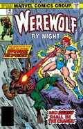 Werewolf by Night Vol 1 41