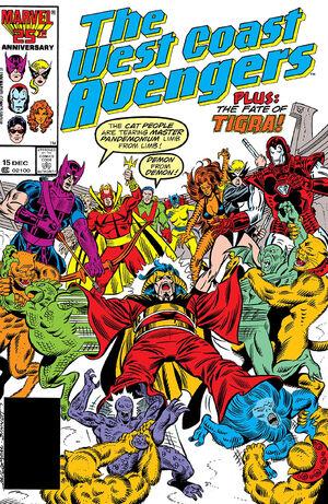 West Coast Avengers Vol 2 15