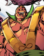 Zarrko-Neg (Warp World) (Earth-616) from Secret Warps Iron Hammer Annual Vol 1 1 001