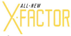 All-New X-Factor Vol 1 Logo