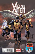 All-New X-Men Vol 1 1 Mile High Comics Variant