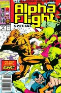 Alpha Flight Special Vol 1 2