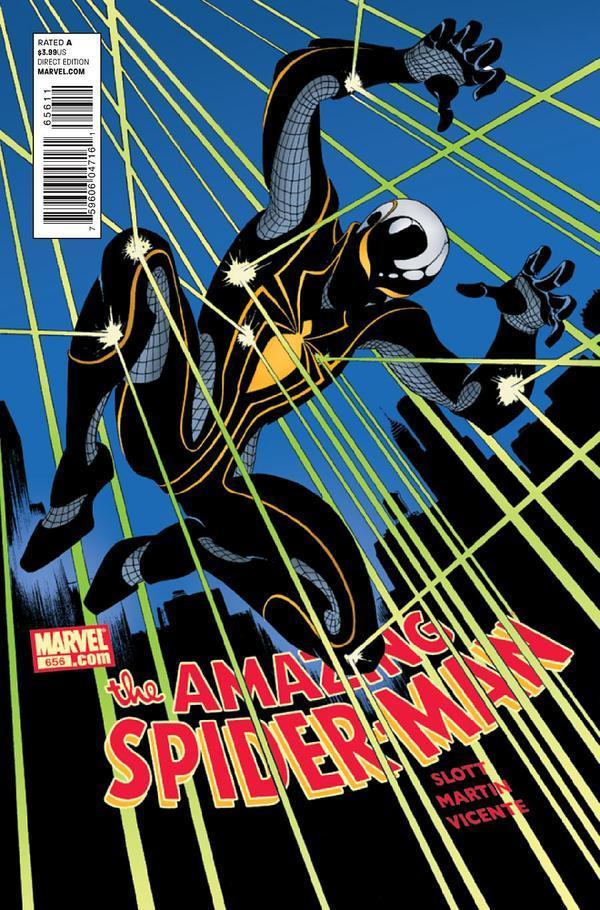 Amazing Spider-Man Vol 1 656