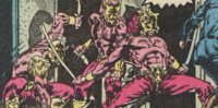 Black Demon Sect (Earth-616) from Master of Kung Fu Vol 1 70 001