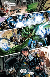 Bruce Banner (Earth-616) from Indestructible Hulk Vol 1 1