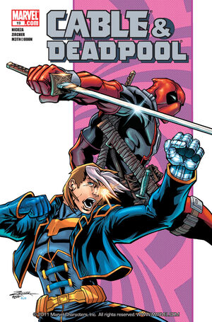 Cable & Deadpool Vol 1 19